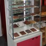 Vitrine sur mesure pour chocolat 17