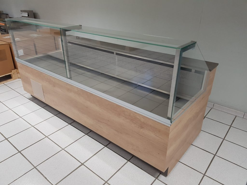 Vitrine fromagerie occasion